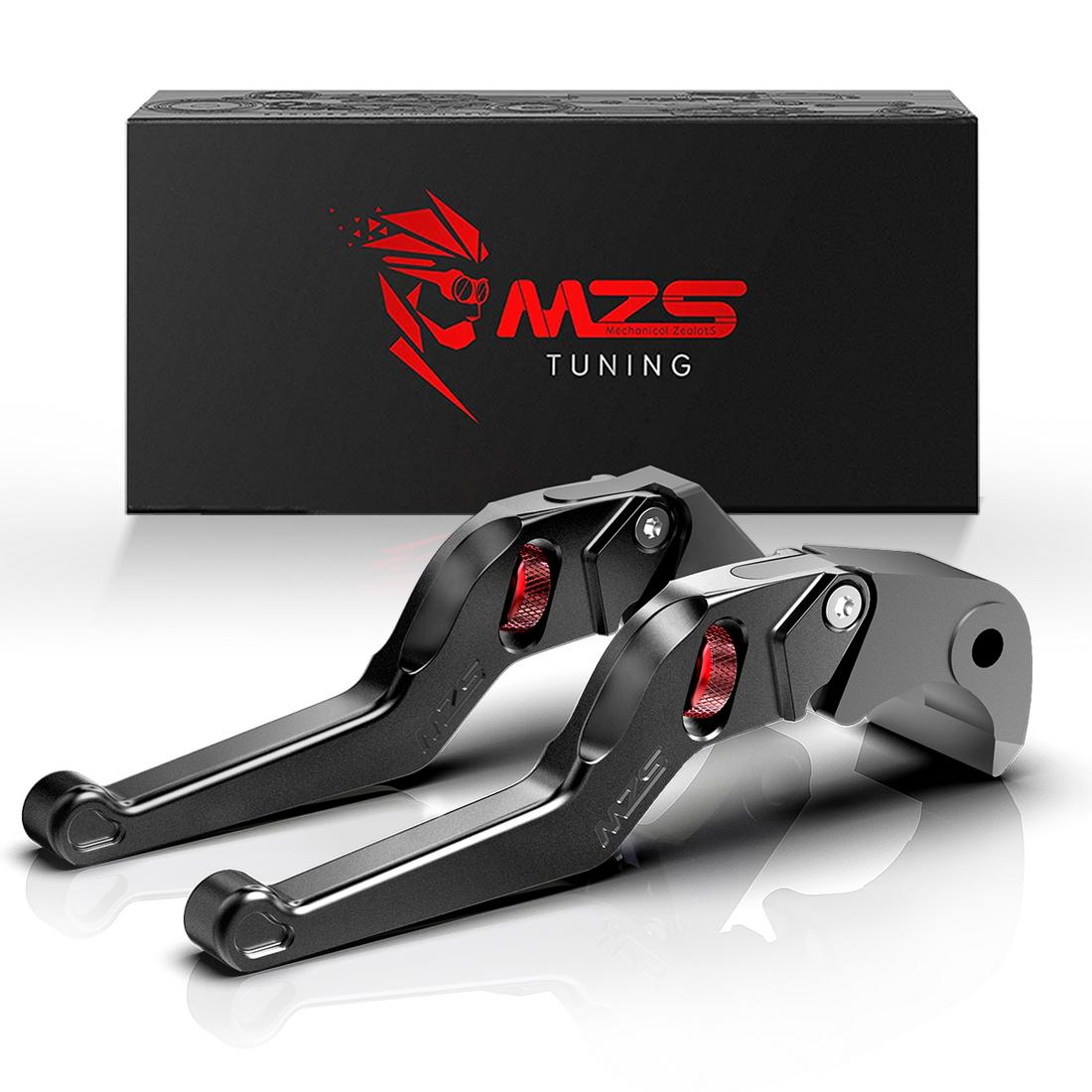 For Kawasaki Z750 2007-2012 Brake/&Clutch Levers Handle Grips Motorcycle Adjust